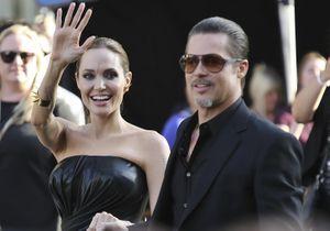 Angelina Jolie et Brad Pitt: les premières photos du mariage