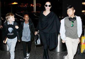 Angelina Jolie et Brad Pitt: leur fille Shiloh défend les réfugiés