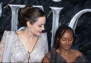 Angelina Jolie inquiète pour sa fille Zahara : elle se confie à coeur ouvert