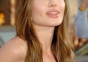 """Angelina Jolie intronisée """"plus belle femme du monde"""""""