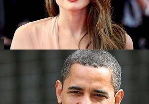 Angelina Jolie plus forte que Barack Obama