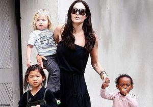 Angelina Jolie veut d'autres enfants