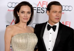 Angelina Jolie divorce de Brad Pitt !