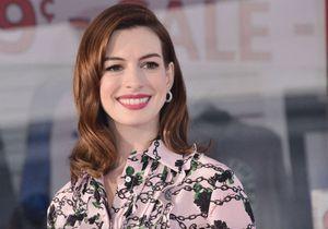 Anne Hathaway maman : elle a accouché de son deuxième enfant