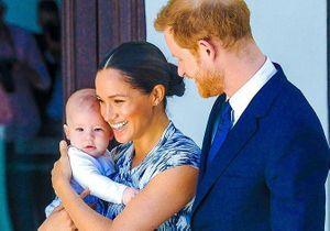 Archie, grand frère modèle : l'aîné de Meghan et Harry adore déjà sa petite sœur Lilibet