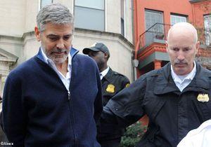 Arrêté hier, George Clooney a été libéré