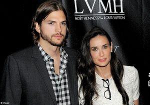Ashton Kutcher-Demi Moore : le début de la fin ?