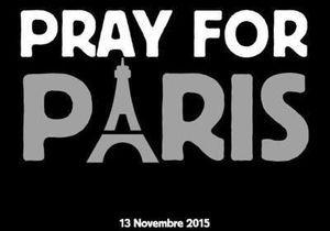 Attaques à Paris : l'hommage des célébrités sur les réseaux sociaux