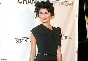 Audrey Tautou, signée Chanel