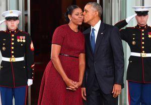 Barack et Michelle Obama : 25 ans de mariage et une déclaration d'amour