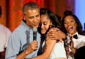 Barack et Michelle Obama : leurs tendres messages pour l'anniversaire de leur fille, Malia