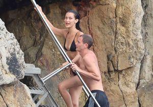 Bella Hadid et Marc Kalman, complices pour une baignade en amoureux