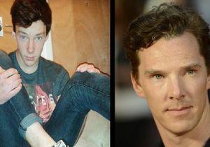 Benedict Cumberbatch a aussi un sosie… de 16 ans !