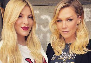 Beverly Hills : pourquoi cette photo de Jennie Garth et Tori Spelling fait polémique ?