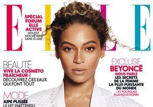 Beyoncé, cover girl de ELLE cette semaine!