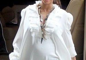 Beyoncé enceinte d'une petite fille ?