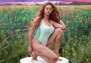 Beyoncé et Blue Ivy assorties dans la nouvelle campagne Ivy Park