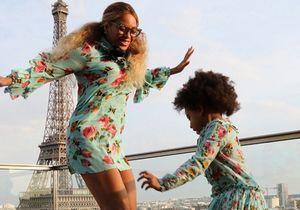 Beyoncé et Blue Ivy : des touristes presque ordinaires à Paris !