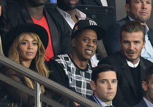 Beyoncé et Jay Z au Parc des Princes, et Twitter devient fou