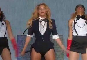 Beyoncé rend hommage à Oprah Winfrey sur « Run the world »