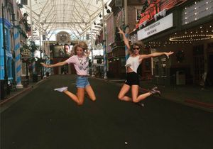 Blake Lively rejoint le squad de Taylor Swift : leurs photos