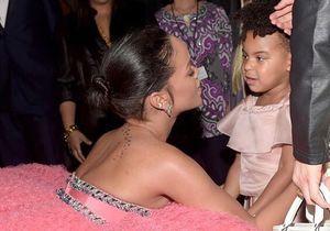 Blue Ivy a complimenté Rihanna pour sa robe