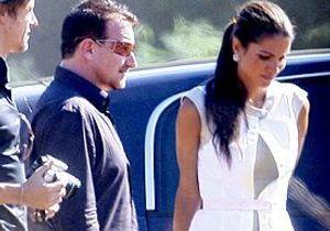 Bono et Rania de Jordanie invités chez les Sarkozy