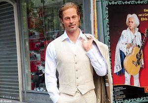 Brad Pitt a fait son entrée au musée Grévin