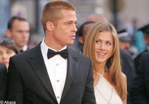 Brad Pitt a félicité par téléphone Jennifer Aniston