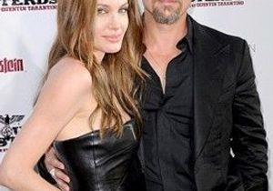 "Brad Pitt : ""C'est un peu délicat de bosser avec Angie"""