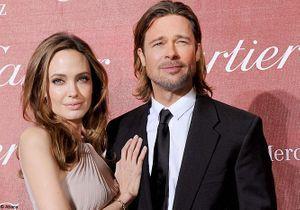 Brad Pitt et Angelina Jolie reçus par Barack Obama