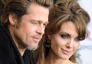 Brad Pitt et Angelina Jolie s'installent en France