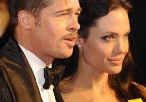 Brad Pitt et Angelina Jolie se séparent!