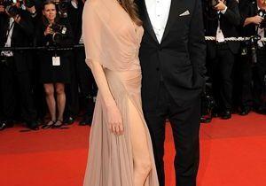 Brad Pitt et Angelina Jolie, ultra glamour sur le tapis rouge