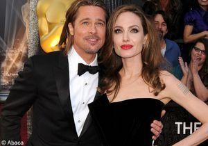 Brad Pitt et Angelina Jolie: un mariage en (très) petit comité?