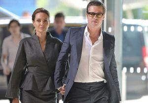 Brad Pitt: «Ma femme est aussi flexible qu'une barre de fer»
