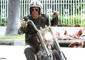 Brad Pitt victime d'un accident de moto