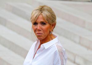 Brigitte Macron : elle s'encanaille au concert de Johnny Hallyday avec Emmanuel Macron !