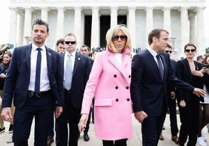 Brigitte Macron : pourquoi son garde du corps fait-il le buzz ?