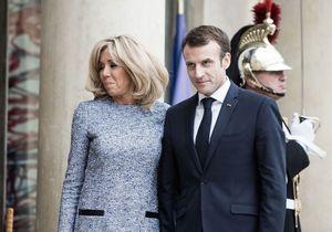 Brigitte Macron : son lapsus très gênant et le fou rire d'Emmanuel Macron
