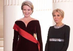 Brigitte Macron : ultra chic et élégante pour assister à une soirée de gala en Belgique