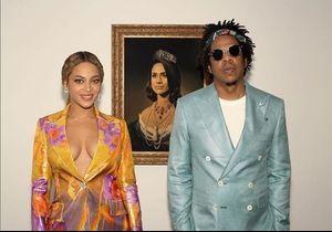 Brit Awards 2019 : Beyoncé et Jay-Z honorent Meghan Markle, une Joconde de couleur