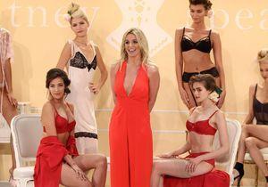 Britney Spears fait une grosse bourde après son défilé à la Fashion Week