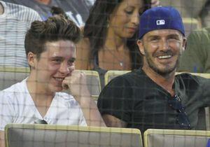 Brooklyn Beckham sur les traces de son père ?