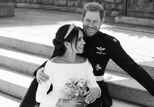 Mariage princier : le photographe du prince Harry et Meghan Markle raconte les coulisses du shooting