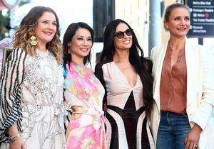Cameron Diaz, Drew Barrymore, Demi Moore : les drôles de dames réunies 20 ans après pour Lucy Liu