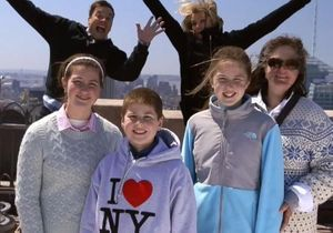 Cameron Diaz et Jimmy Fallon s'incrustent sur des photos de touristes!