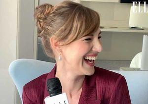 Cannes 2019 : Louise Bourgoin, rencontre sur la Croisette, entre deux éclats de rire