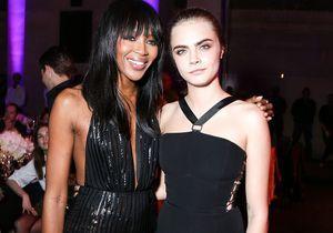 Cara Delevingne et Naomi Campbell : leur violente dispute à la Fashion Week