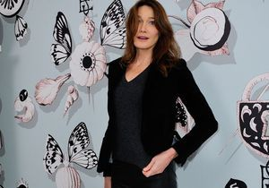 Carla Bruni : et si sa fille, Giulia Sarkozy, devenait chanteuse ?